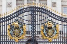 Royal Coat Of Arms At The Main...