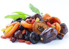 Assorted Dried Fruits (raisins...