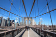 New York City / Brooklyn bridge
