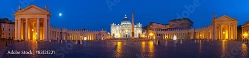 Keuken foto achterwand Rome Roma Basilica di San Pietro in Vaticano