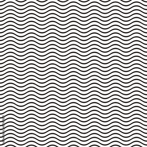 how to make a wavy pattern in illustrator