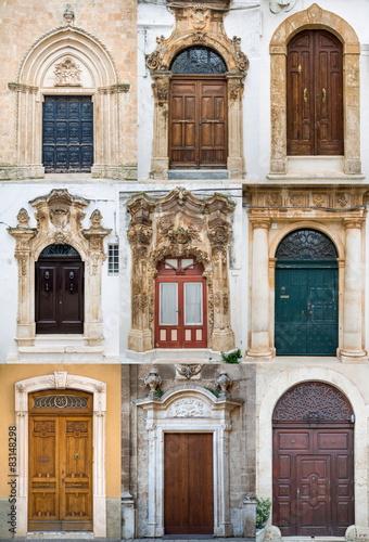 Fototapety, obrazy: Old doors