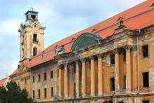 Historic Building Of Promnitz ...
