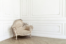 Aristocratic Chair In Classic ...