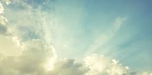 Vintage Filter:Nice Blue Sky W...