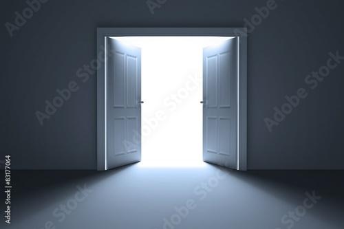 Fotografía  Open doors