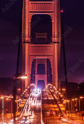 California Golden Gate Canvas