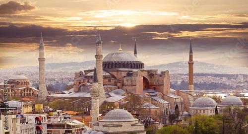 Hagia Sophia Wallpaper Mural
