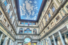 Uffizi Gallery In Florence In ...