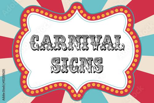 carnival templates