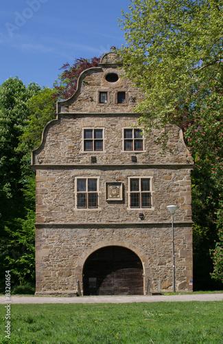 Photographie  Torhaus Rombergpark Dortmund
