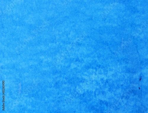Printed kitchen splashbacks Glaciers blue paper