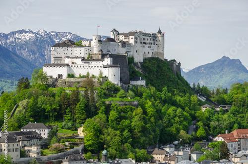 Fotografía Festung Hohensalzburg