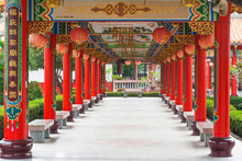 The Beautiful Chinese Temple