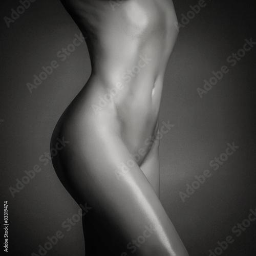 Fotografie, Obraz  naked female body