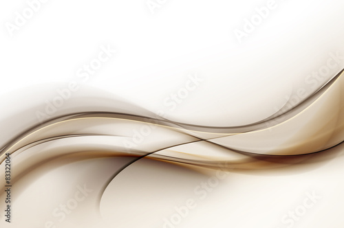 Fototapeta Abstract Waves Background obraz