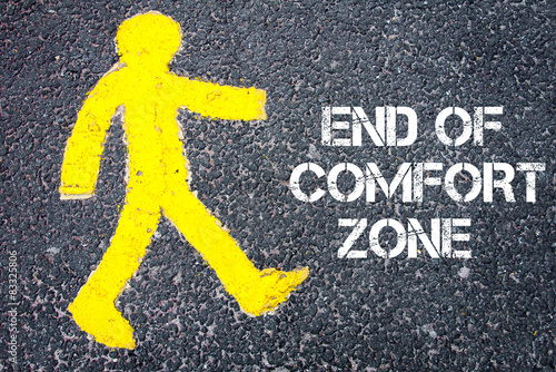 Fotografía  End Of Comfort Zone