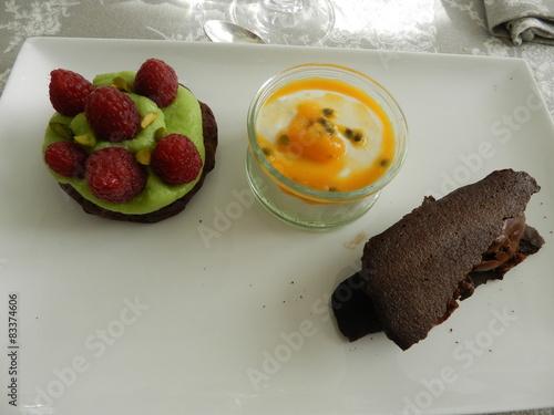 Fotografia  gâteau