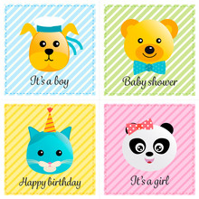 Baby Cards Collection