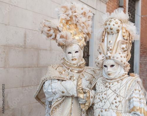 In de dag Kinderkamer Karneval in Venedig