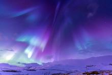 Northern Light Aurora Borealis Iceland