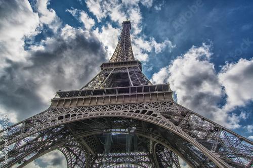 Fototapeta The tower, Paris obraz na płótnie