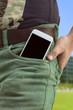 Pocket smartphone