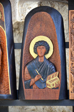 Orthodox Wooden Icons