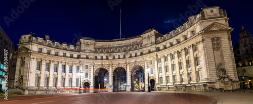 Admiralty Arch, a landmark building in London - England Wallpaper Mural
