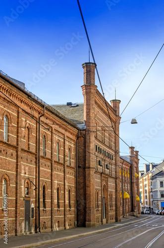 Photo  Empty street in Oslo