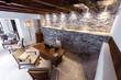 office reception luxury hotel interior