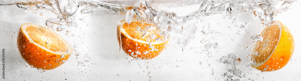 Fototapeta Naranjas