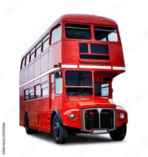 Fotografie, Tablou  Alter Londoner Bus