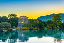 The Venetian Tower Of Butrint,...