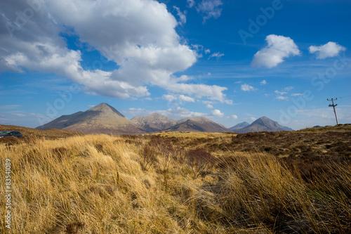 Foto op Plexiglas Zuid Afrika Isle of Skye, island, Scotland