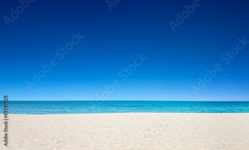 Foto op Plexiglas Zee / Oceaan tropical sea