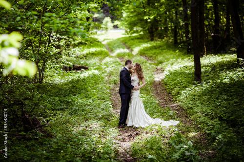 Fotografie, Obraz  весенняя свадьба