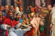 Giorgio Vasari, Dinner Of St Gregory