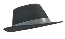 3d Illustration Of A Fedora Hat
