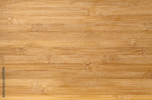 Foto op Canvas Bamboo wooden background