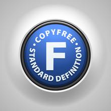 Copyfree Standard Definition