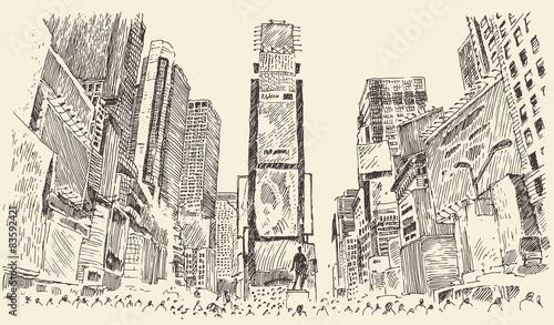 times-square-ulica-w-nowym-jorku
