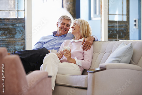 Hot mature couples
