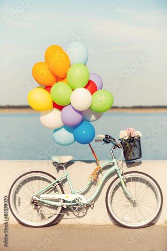 Photo  Summer bike.