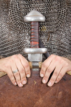 Ammunition Norman Warrior 2nd Half Of The 11th Century.