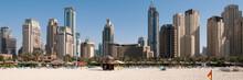 Dubai Marina, Skyline From The...
