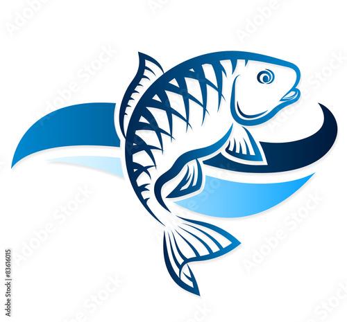 Fotografía  Fish vector