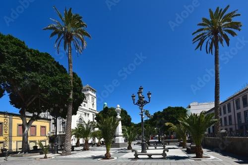 Las Palmas de Gran Canaria - Plaza de san Francisco