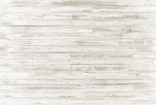 Old Vintage White Wood Background