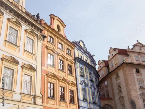 Foto op Canvas Artistiek mon. Prague
